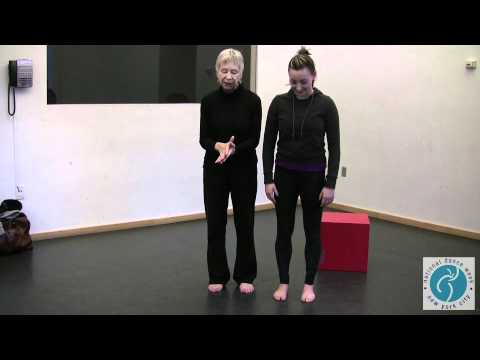 NDW-NYC How-To Instructional Video Series: Safely Align the Leg from the Hip - Part 2