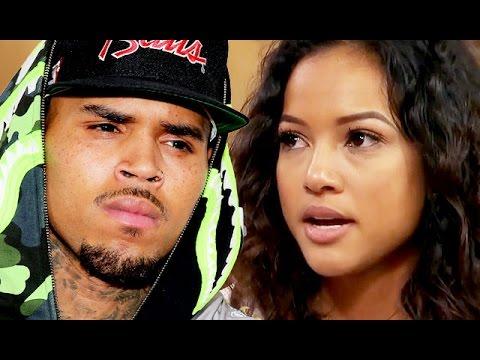 Karrueche Speaks Out On Chris Brown Secret Baby