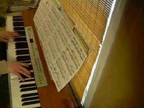 Final Fantasy VI - Terra-s Theme (piano cover)