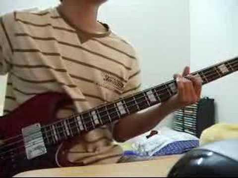 L'Arc~en~Ciel  Bass  HEAVEN'S DRIVE