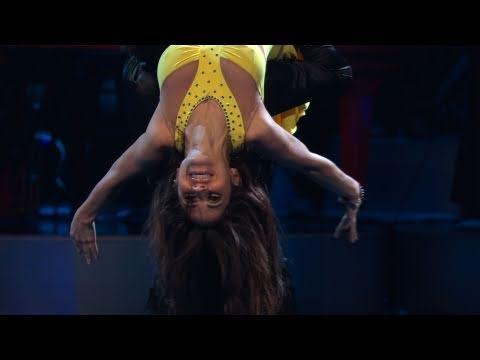 Jackie  Guerrido baila Stand by Me en MQB