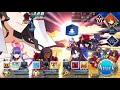 Фрагмент с средины видео - 【Fate/Grand Order】 0kp Sessyoin Kiara 7 turns kill