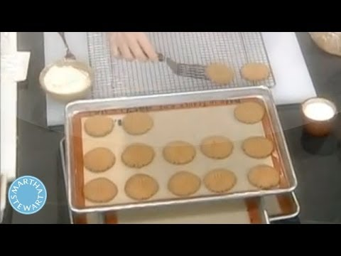 Old-Fashioned Peanut Butter Cookies - Martha Stewart