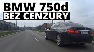 BMW 750d - BEZ CENZURY - Zachar OFF