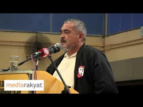 Jeneral (B) Ghafir: Pasukan Polis Telah Mendapat Inteligen Menunjukkan Pakatan Rakyat Akan Menang