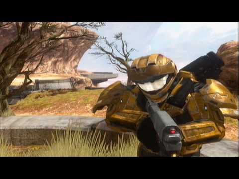 Mission Reach - Machinima halo 3