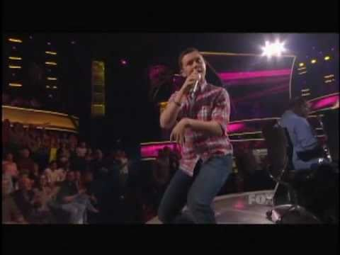 Scotty McCreery - Young Blood (2nd Song) - Top 4 - American Idol 2011 - 05/11/11