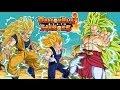 Goku & Vegeta vs SSJ3 Broly - DragonBall Heroes M.U.G.E.N v2 (Chars by LegendTTA)