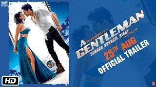 A GENTLEMAN - Sundar, Susheel, Risky | Official Trailer
