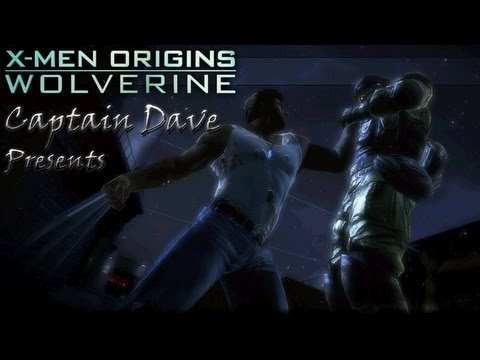 X-Men Origins: Wolverine Uncaged - Walkthrough Part 14: Project Wideawake