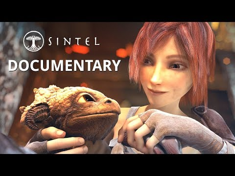 Sintel making of/documentary