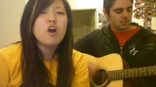 "Christmas Frenzy! ""All I Want for Christmas is Us"" (Cover) by Jennifer Chung & Aaron Goldberg"