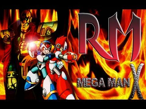 Retro Mondays - Mega Man X (Snes/Wii) Review!