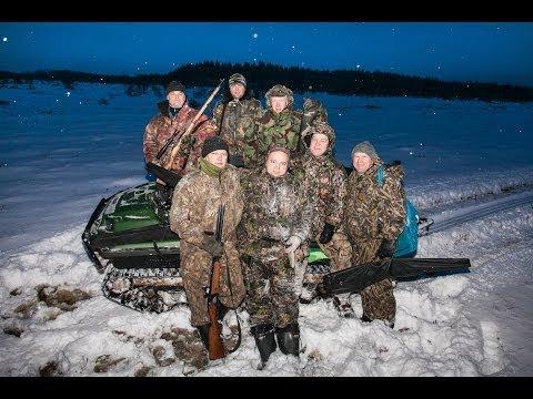 Вездеходы TINGER зимняя охота (отзывы)