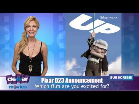 Pixar D23 Announcement Recap: Brave, Monsters University & More!