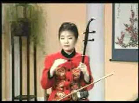二胡 Erhu Masterclass - 江河水 (Running River) by Song Fei 宋飞