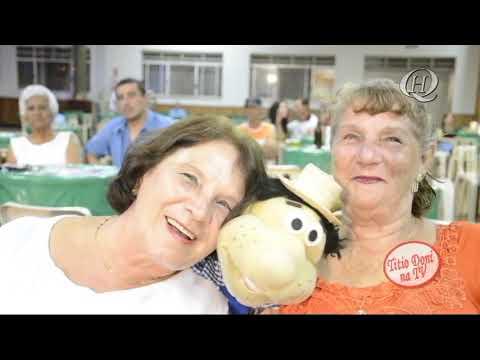 As Marcianas - no Programa Titio Doni na TV -Beijinho doce