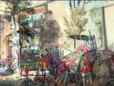 Unità d'Italia- 1861-Sbarco di Garibaldi