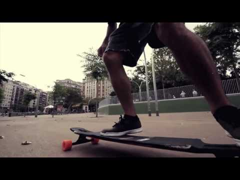 Barcelona Longboarding