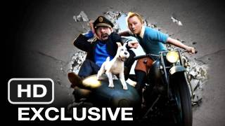 EXCLUSIVE New Images - The Aventures of Tintin - HD 09/19/11