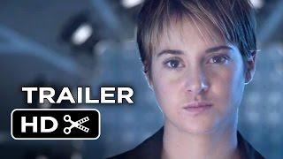 Insurgent Official Trailer #1 (2015) - Shailene Woodley Divergent Sequel HD
