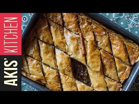 Baklava   Akis Kitchen - UCcbNHNmULeU1OoNylpPIRQQ