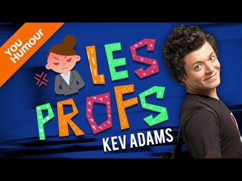 Kev-Adams VS. les profs !