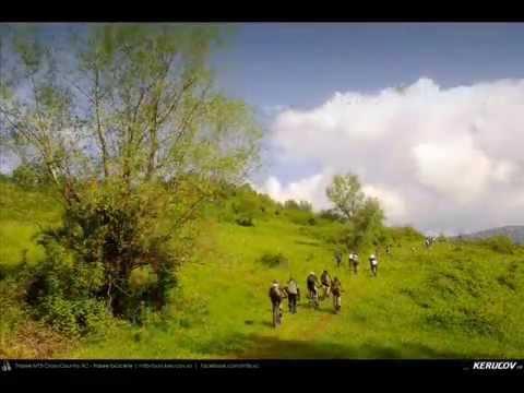 VIDEOCLIP Traseu MTB Calimanesti - Serbanesti - Seaca - Babuesti - Jiblea Veche (Cozia MTB 2014 - concurs MTB)