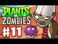 Plants vs. Zombies - Gameplay Walkthrough Part 11 - World 5 (HD)