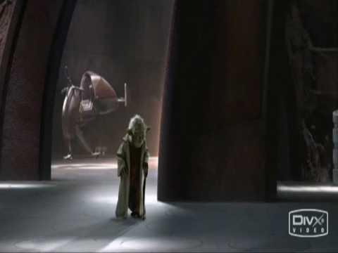 Yoda Fight Scenes
