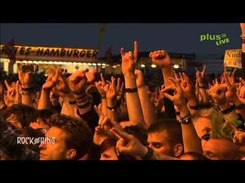 Machine Head - Rock Am Ring 2012 (Full Concert HD)