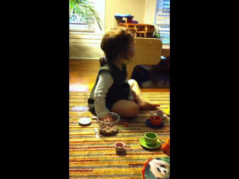 Montessori methods: motor skills