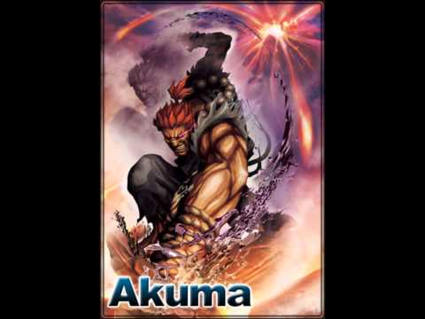 Street Fighter X Tekken ' Akuma Boss Theme ' -IS_62vuHolQ