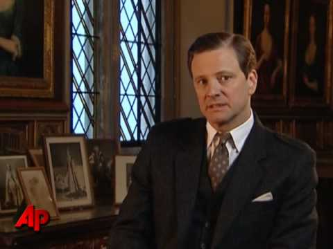 Colin Firth-s Stately Role