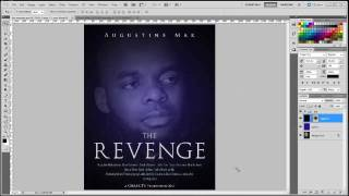 Photoshop CS5 - How to design a movie poster in photoshop.