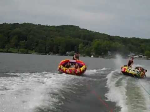 Tube war Maggie Seth Noah assault 9/3/12