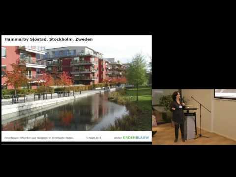 Hiltrud Pötz (Atelier GROENBLAUW) | Groenblauwe netwerken