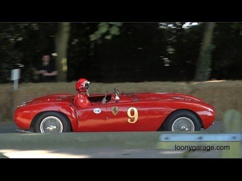 1953 Ferrari 375 MM Pinin Farina Spyder