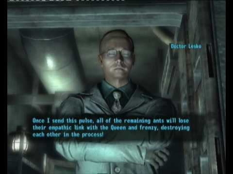 Fallout 3 - Those! quest walkthrough