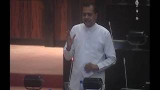 Speech delivered by Hon.State Minister Niroshan Perera at Parliament on 2016.11.27