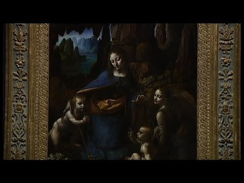 euronews le mag - London's Leonardo da Vinci show sold-out until end of year