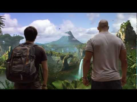 Journey 2: The Mysterious Island - Trailer 1 -IVX7OidrkXQ