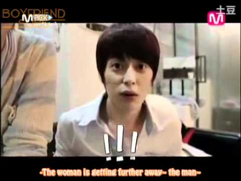 [BoyfriendSubs] M!Pick Boyfriend Episode 1 Part 1 (ENG)