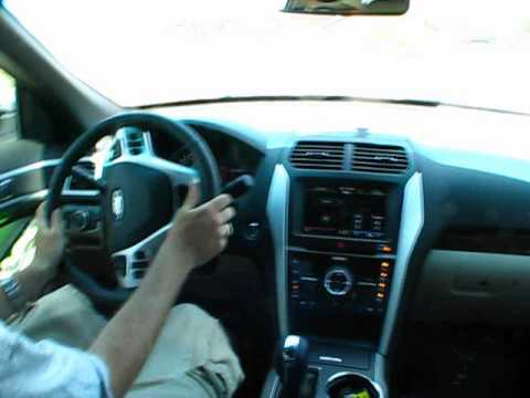 Test Drive: 2011 Ford Explorer Limited