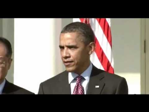President Barack Obama speaks on Trayvon Martin Incident