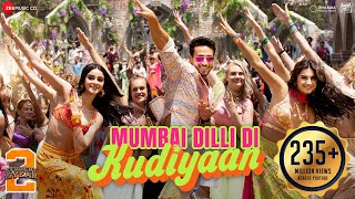 Mumbai Dilli Di Kudiyaan | Student Of The Year 2