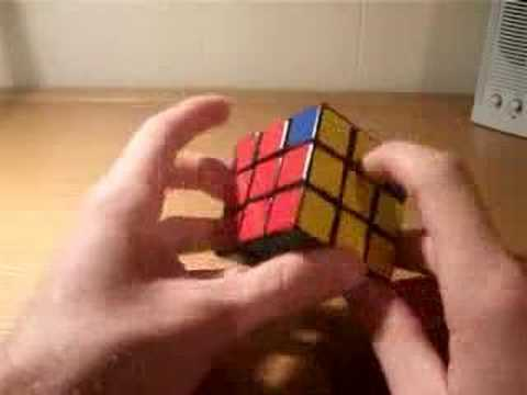 How to solve a Rubik-s Cube (Part Two)