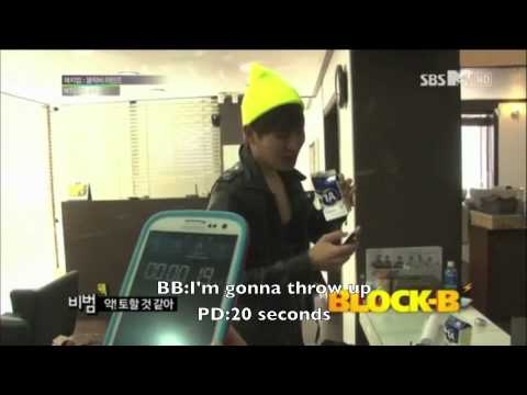 Match Up Block B Returns Ep 2 (Eng Subs) Part (2/4)