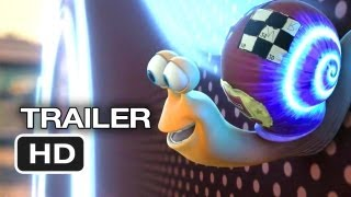 Turbo Official Trailer (2013) - Ryan Reynolds, Bill Hader Movie HD