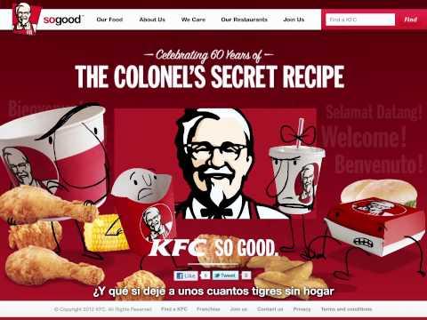 KFC convierte la selva en basura